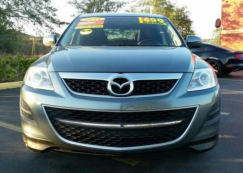 2011 Mazda CX-9 for sale at GP Auto Connection Group in Haines City FL