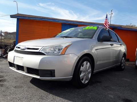2009 Ford Focus for sale at GP Auto Connection Group in Haines City FL