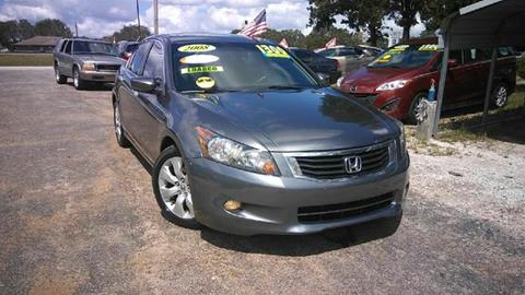 2008 Honda Accord for sale at GP Auto Connection Group in Haines City FL