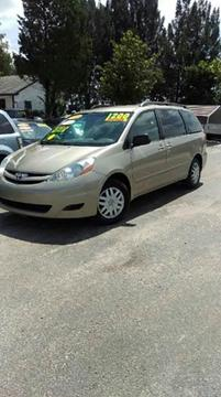 2009 Toyota Sienna for sale at GP Auto Connection Group in Haines City FL