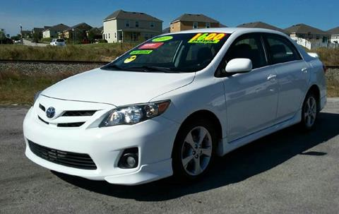 2011 Toyota Corolla for sale at GP Auto Connection Group in Haines City FL