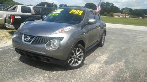 2011 Nissan JUKE for sale at GP Auto Connection Group in Haines City FL