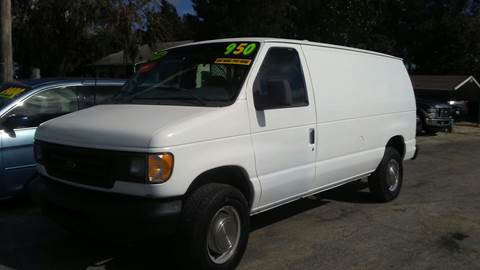 2003 Ford E-Series Cargo for sale at GP Auto Connection Group in Haines City FL