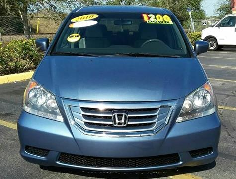 2010 Honda Odyssey for sale at GP Auto Connection Group in Haines City FL