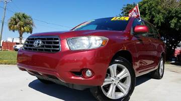 2008 Toyota Highlander for sale at GP Auto Connection Group in Haines City FL