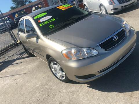 2008 Toyota Corolla for sale at GP Auto Connection Group in Haines City FL