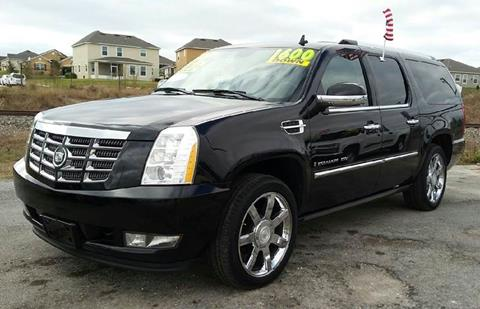 2007 Cadillac Escalade ESV for sale at GP Auto Connection Group in Haines City FL