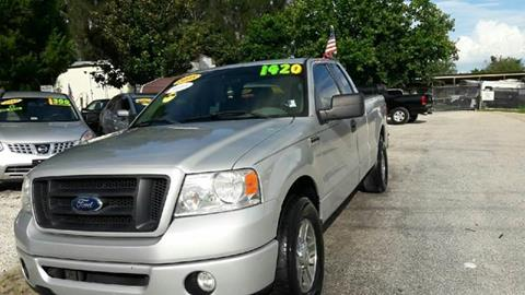 2008 Ford F-150 for sale at GP Auto Connection Group in Haines City FL