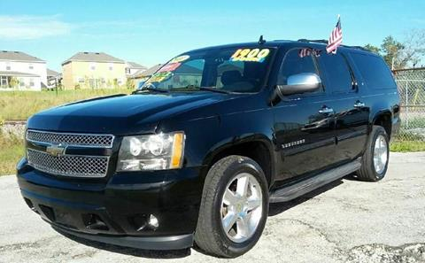 2011 Chevrolet Suburban for sale at GP Auto Connection Group in Haines City FL