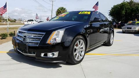 2008 Cadillac CTS for sale at GP Auto Connection Group in Haines City FL