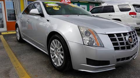 2012 Cadillac CTS for sale at GP Auto Connection Group in Haines City FL
