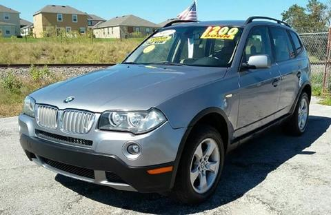 2007 BMW X3 for sale at GP Auto Connection Group in Haines City FL
