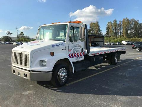 2003 Freightliner MR2 for sale at GP Auto Connection Group in Haines City FL