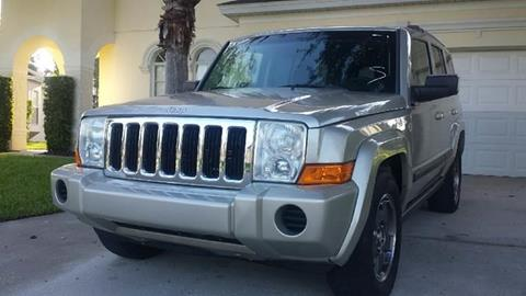 2008 Jeep Commander for sale at GP Auto Connection Group in Haines City FL