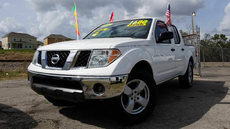 2008 Nissan Frontier 4x2 LE 4dr Crew Cab 5.0 Ft. SB 5A   Haines City