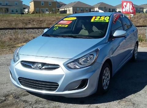 2013 Hyundai Accent for sale at GP Auto Connection Group in Haines City FL