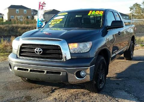 2008 Toyota Tundra for sale at GP Auto Connection Group in Haines City FL