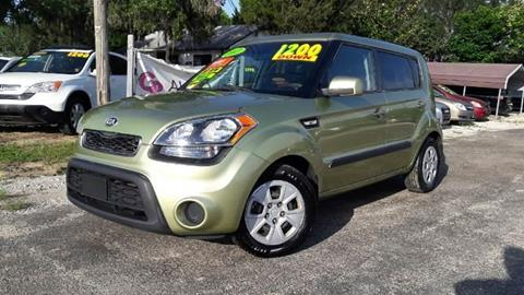2013 Kia Soul for sale at GP Auto Connection Group in Haines City FL