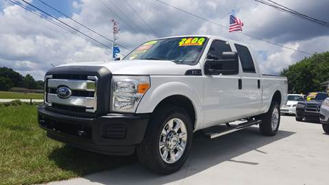 2012 Ford F-250 Super Duty for sale at GP Auto Connection Group in Haines City FL