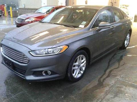 2014 Ford Fusion for sale at GP Auto Connection Group in Haines City FL