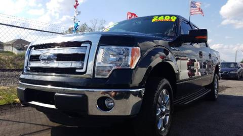 2014 Ford F-150 for sale at GP Auto Connection Group in Haines City FL