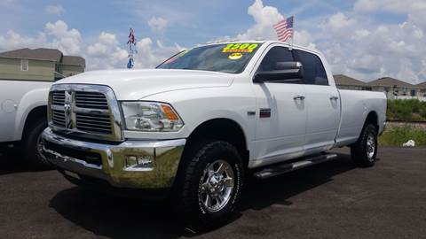 2011 RAM Ram Pickup 2500 for sale at GP Auto Connection Group in Haines City FL