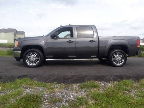 2010 GMC Sierra 1500 for sale at GP Auto Connection Group in Haines City FL