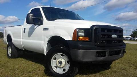 2007 Ford F-350 Super Duty for sale at GP Auto Connection Group in Haines City FL
