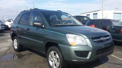 2009 Kia Sportage for sale at GP Auto Connection Group in Haines City FL