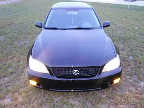 2002 Lexus IS 300 for sale at GP Auto Connection Group in Haines City FL
