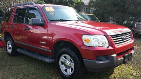 2006 Ford Explorer for sale at GP Auto Connection Group in Haines City FL
