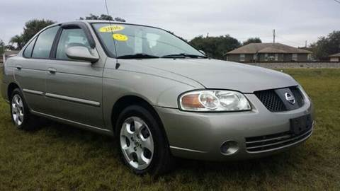 2006 Nissan Sentra for sale at GP Auto Connection Group in Haines City FL
