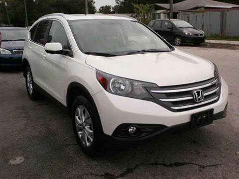 2012 Honda CR-V for sale at GP Auto Connection Group in Haines City FL