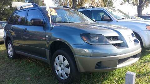 2003 Mitsubishi Outlander for sale at GP Auto Connection Group in Haines City FL