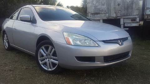 2003 Honda Accord for sale at GP Auto Connection Group in Haines City FL