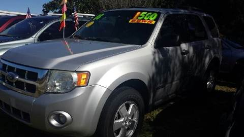 2008 Ford Escape for sale at GP Auto Connection Group in Haines City FL