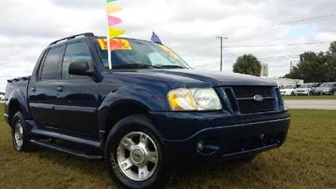 2004 Ford Explorer Sport Trac for sale at GP Auto Connection Group in Haines City FL