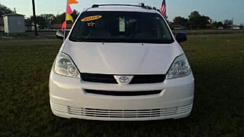 2004 Toyota Sienna for sale at GP Auto Connection Group in Haines City FL