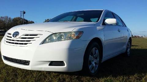 2007 Toyota Camry for sale at GP Auto Connection Group in Haines City FL