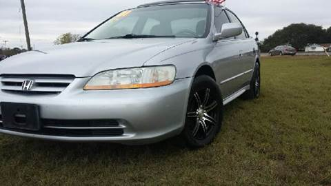 2001 Honda Accord for sale at GP Auto Connection Group in Haines City FL