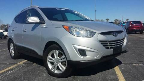 2012 Hyundai Tucson for sale at GP Auto Connection Group in Haines City FL