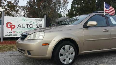 2006 Suzuki Forenza for sale at GP Auto Connection Group in Haines City FL