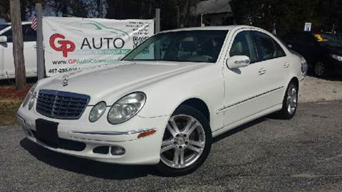 2006 Mercedes-Benz E-Class for sale at GP Auto Connection Group in Haines City FL