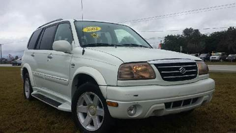 2002 Suzuki XL7 for sale at GP Auto Connection Group in Haines City FL