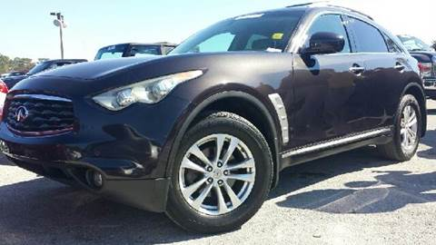 2009 Infiniti FX35 for sale at GP Auto Connection Group in Haines City FL