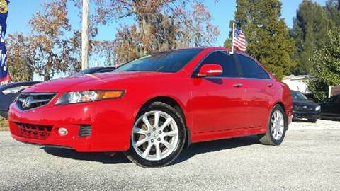 2007 Acura TSX for sale at GP Auto Connection Group in Haines City FL