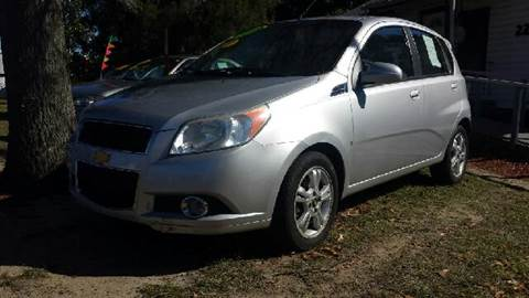 2009 Chevrolet Aveo for sale at GP Auto Connection Group in Haines City FL