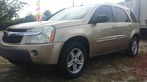 2005 Chevrolet Equinox for sale at GP Auto Connection Group in Haines City FL