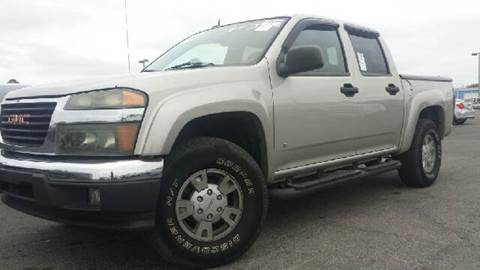 2006 GMC Canyon for sale at GP Auto Connection Group in Haines City FL