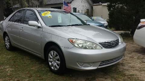 2006 Toyota Camry for sale at GP Auto Connection Group in Haines City FL